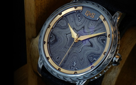 Sarek - Trollius - The first fully engraved GoS Watch