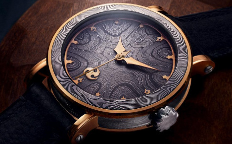 Winter Nights - Gold