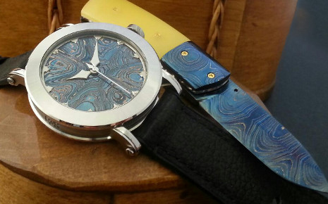 GoS Watch & Knife set
